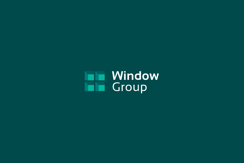 Window logo example image 2