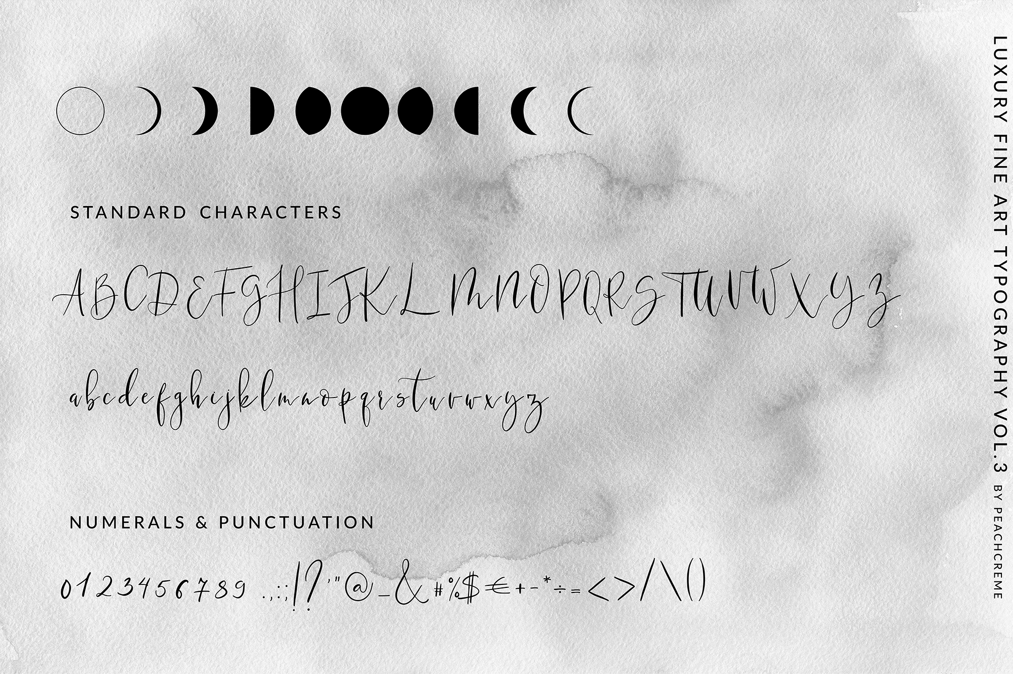 Wild Moon - Casual Script Font example image 7