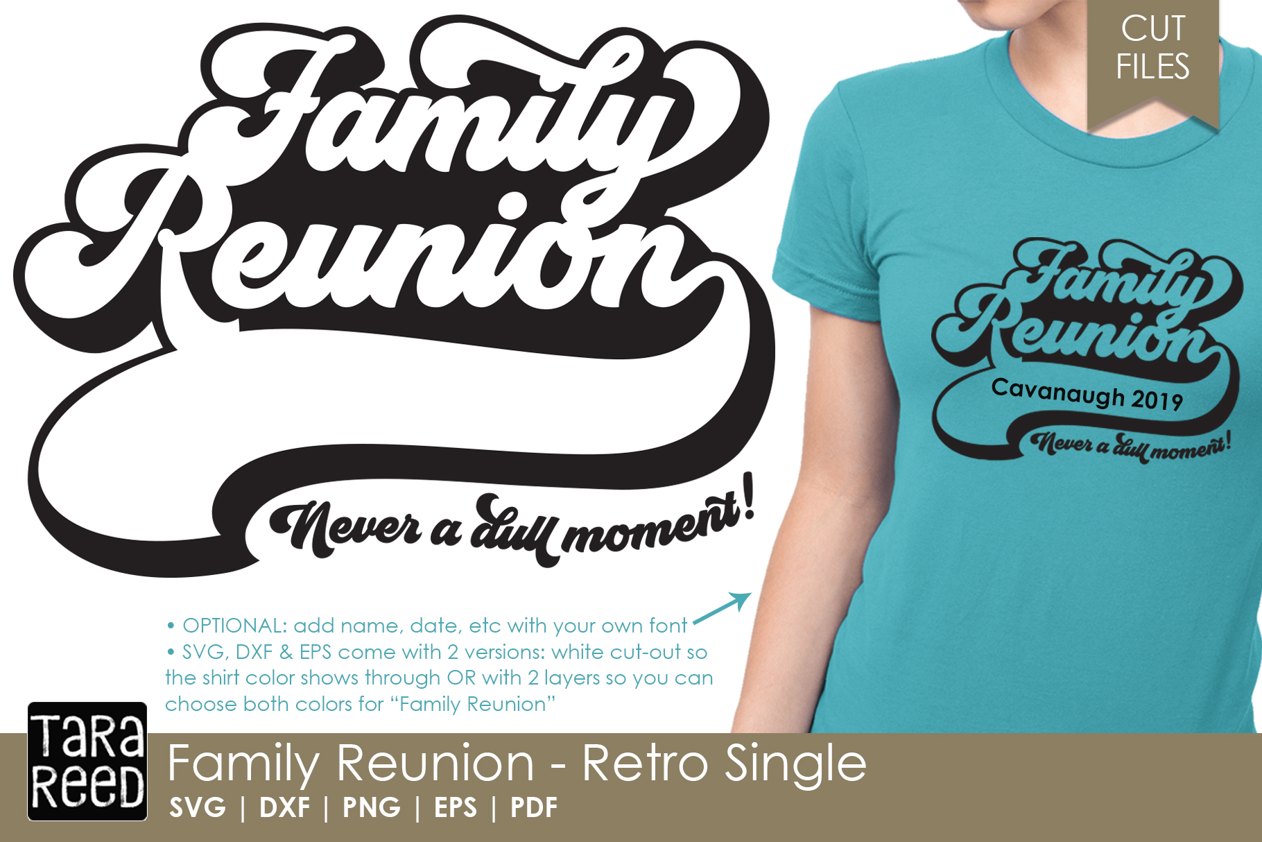 REID Last Name Shirt Custom Name Shirt Family Reunion Family Name T Shirt