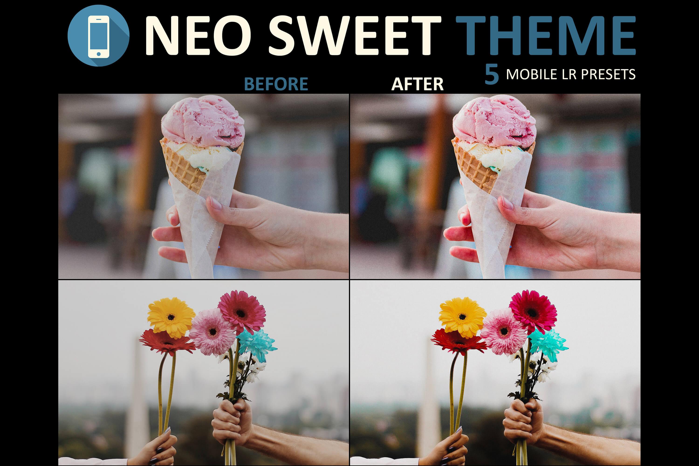 Neo Sweet Theme mobile lightroom presets example image 7