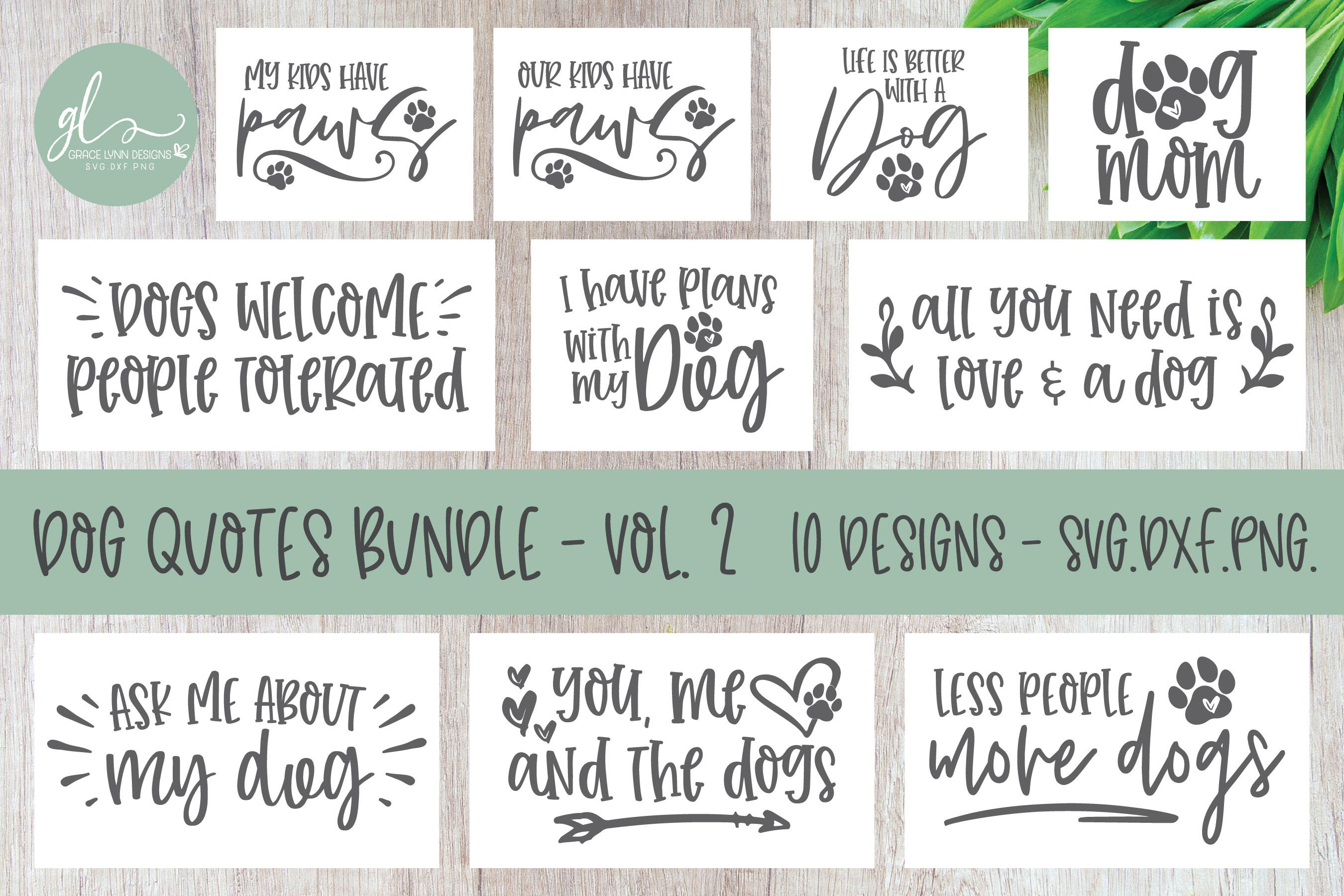 Huge Bundle Of Bundles - 160 SVG Designs - 13 Mini Bundles example image 5