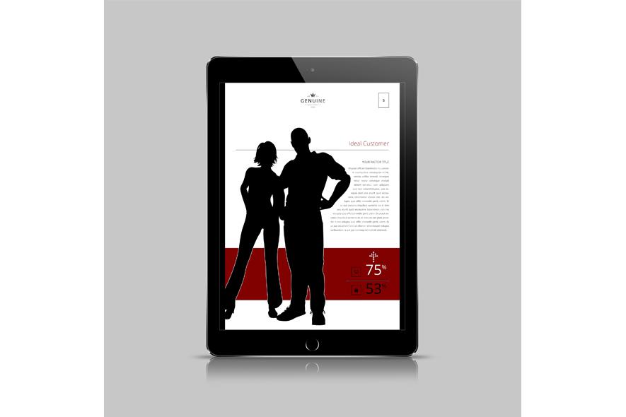Branding Worksheet eTemplate example image 2