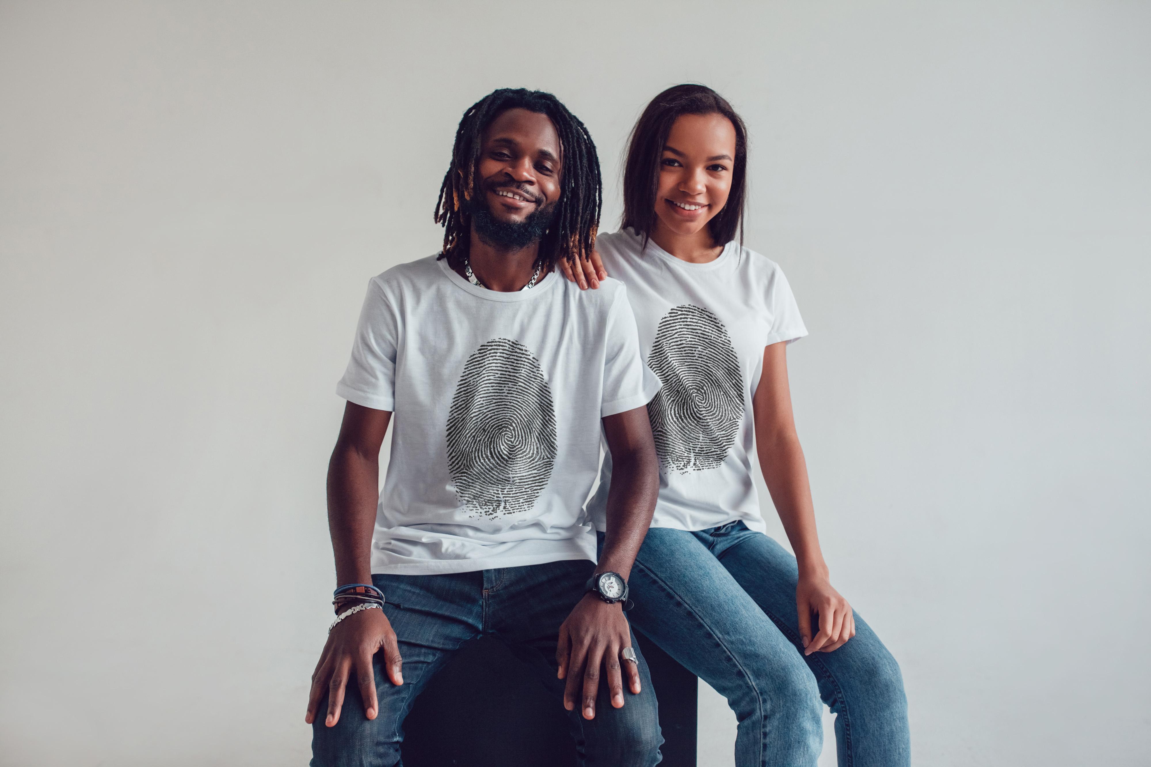 T-Shirt Mock-Up 2018 #1 example image 6