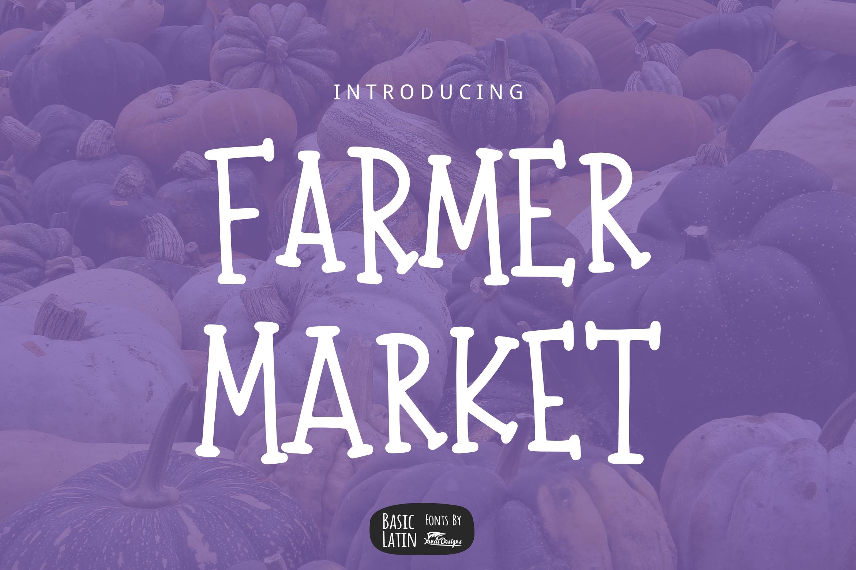 Farmer Market example image 1