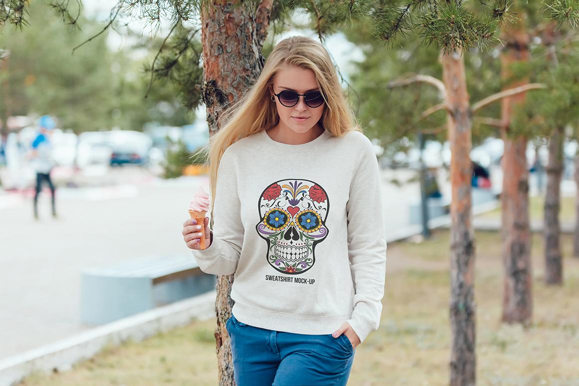 Sweatshirt Mock-Up Vol. 1 example image 6