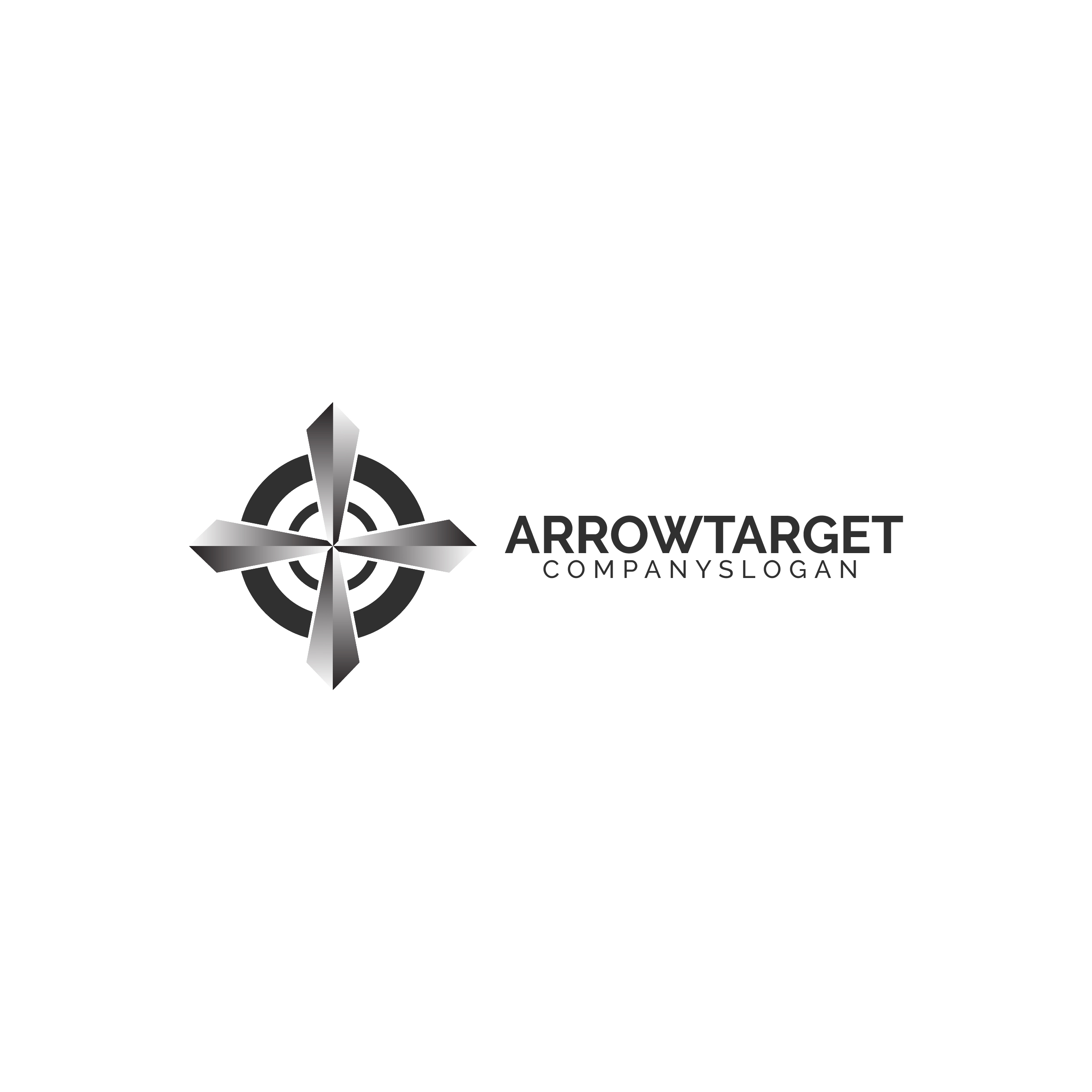 Arrow Target Logo example image 5