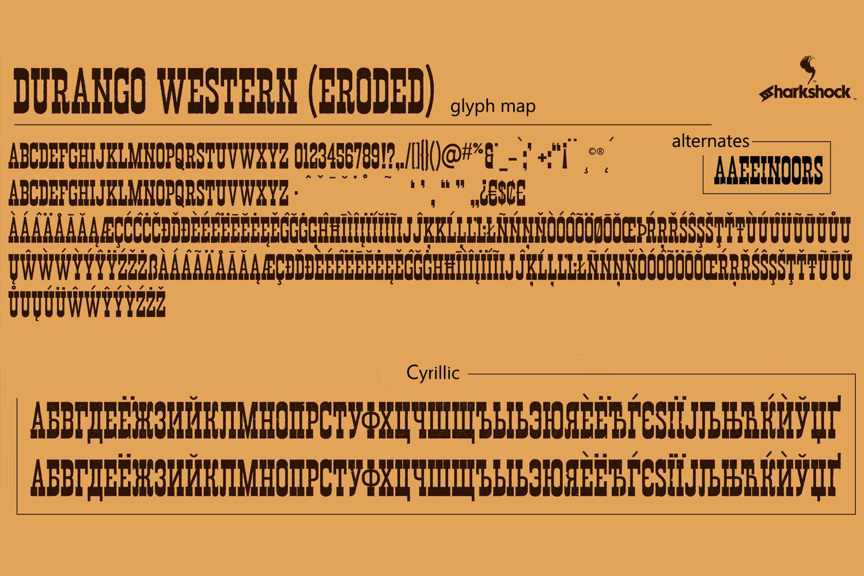 Durango Western example image 2