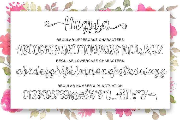 Hugwa example image 7