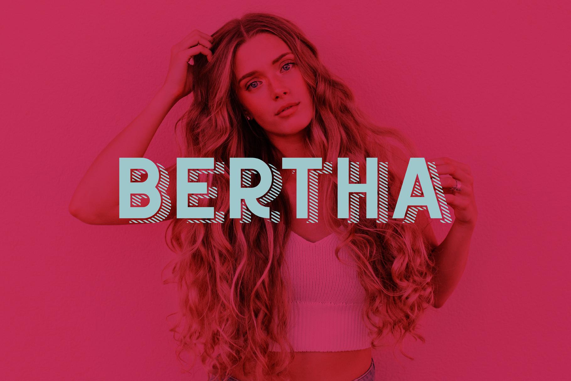Bertha example image 9