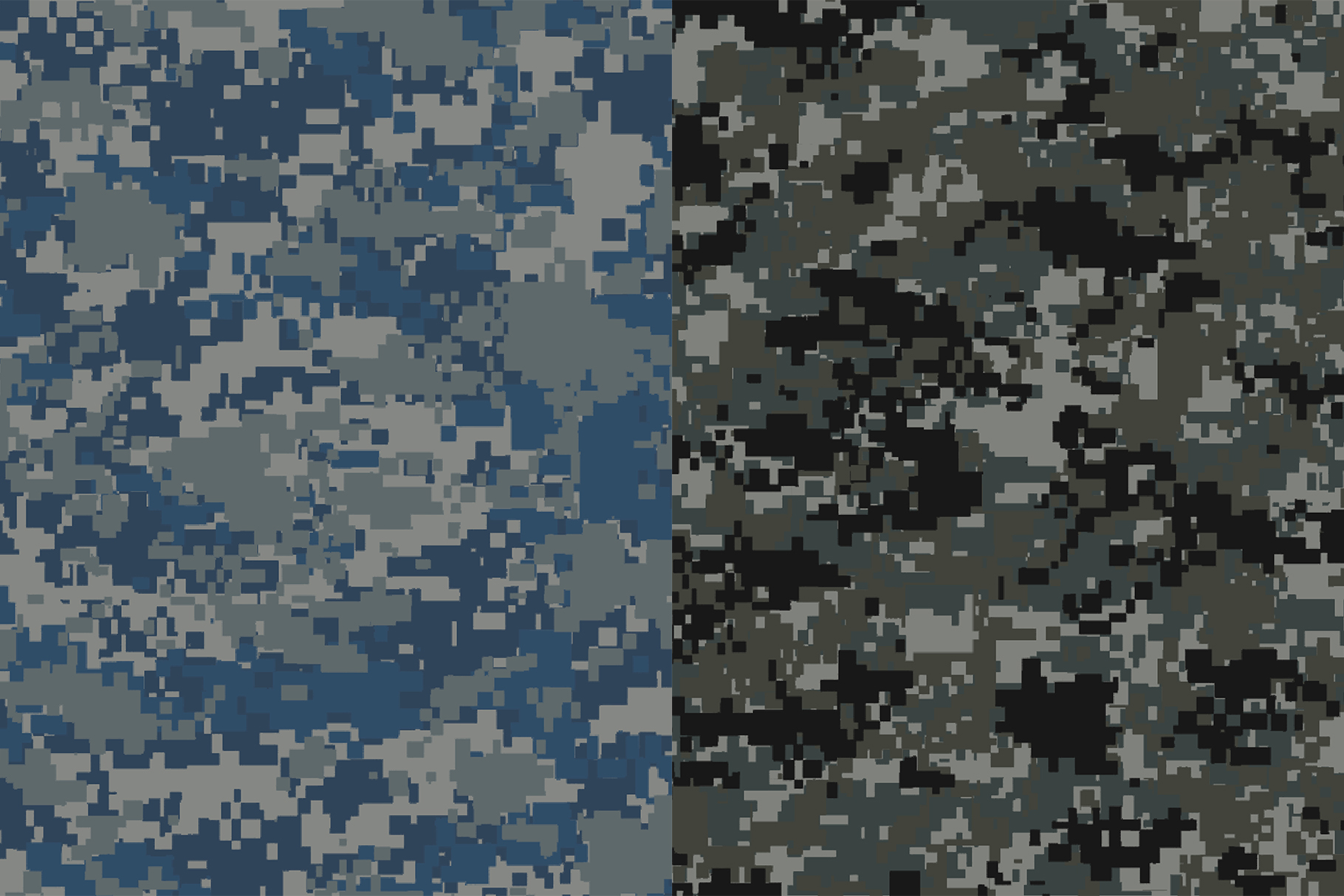 10 Pixel Camouflage Patterns example image 10