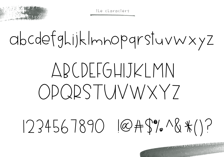 Koalifications - A Cute Handwritten Font example image 9