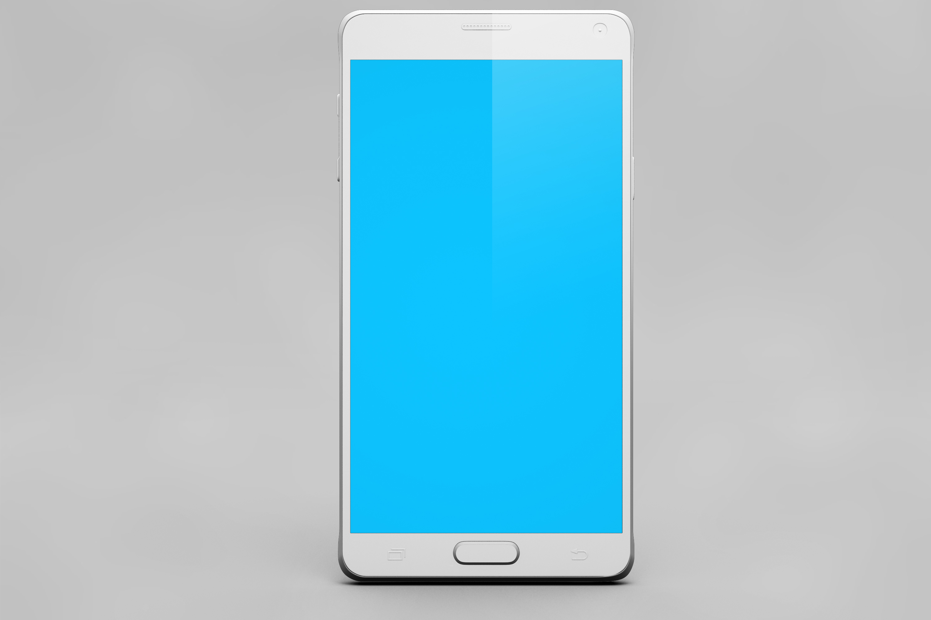 Samsung Galaxy Note 4 Mock-up example image 16