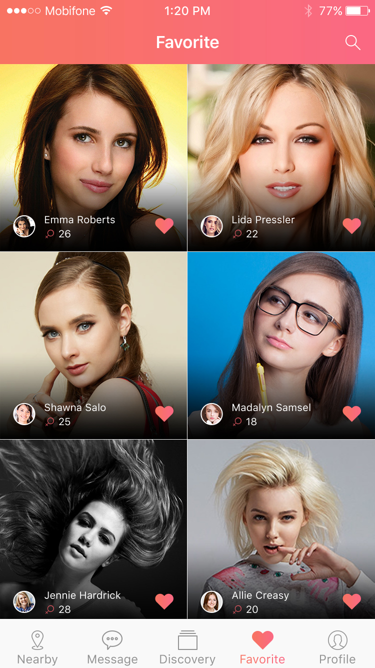 Bubbdy - Dating App example image 14