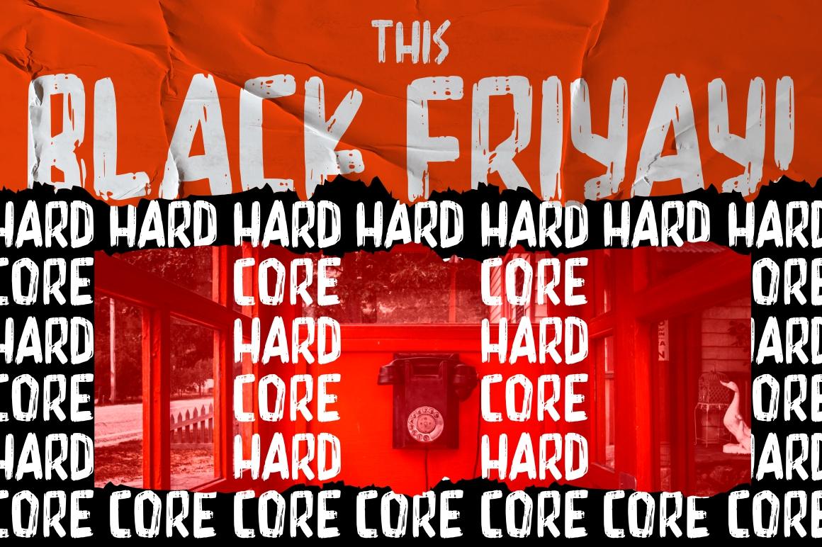 Hardcore example image 3