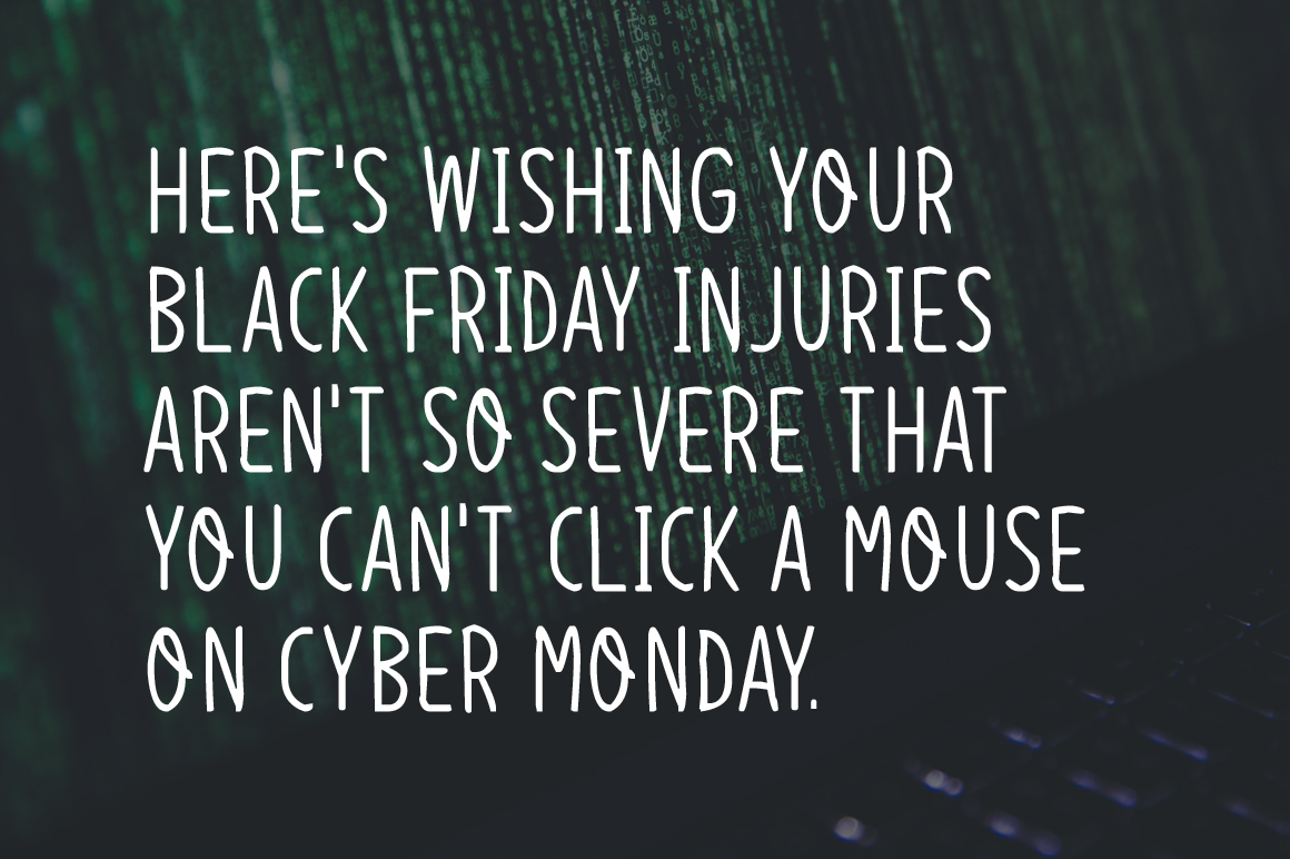 Cyber Monday example image 3