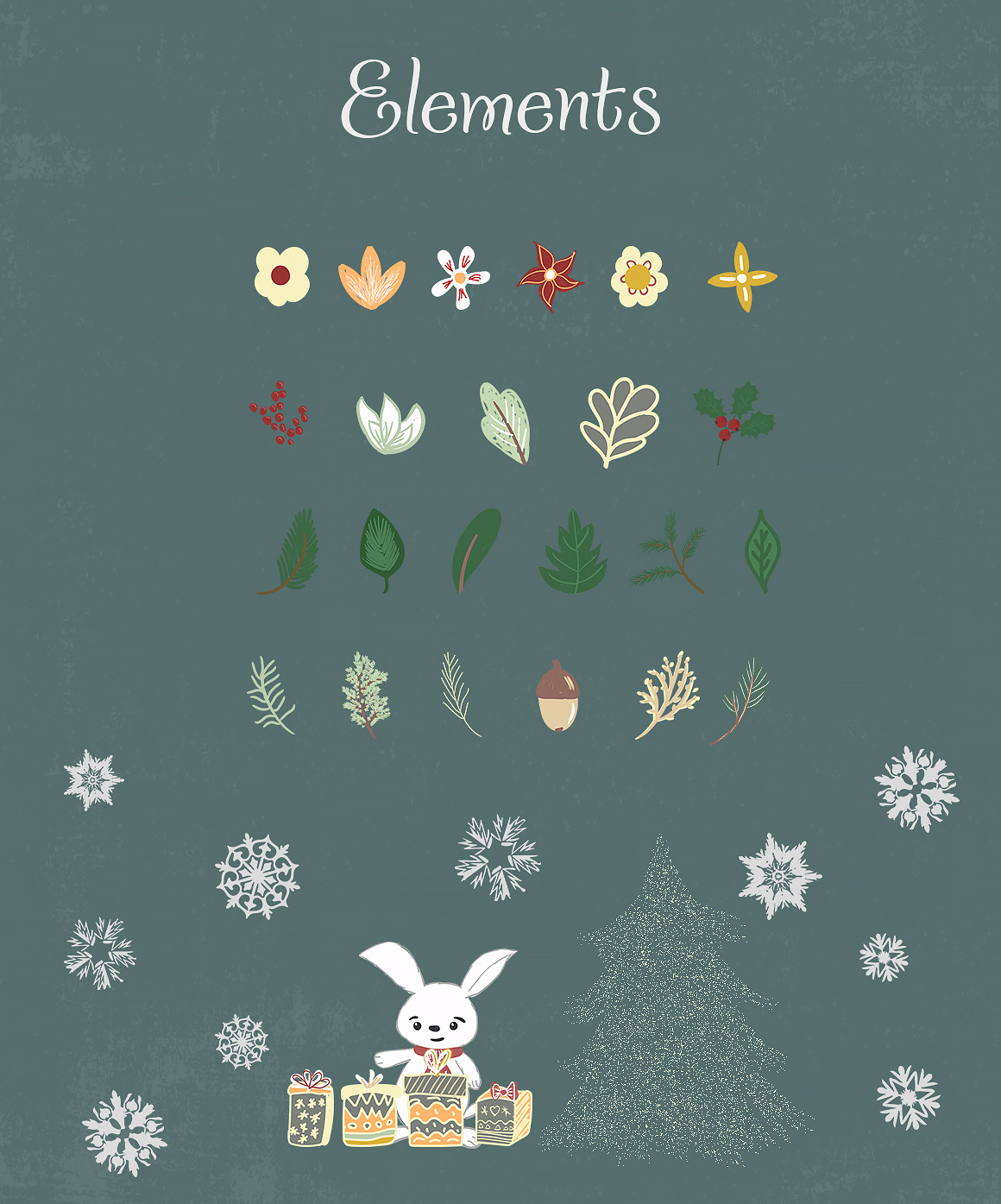 Christmas collection example image 2
