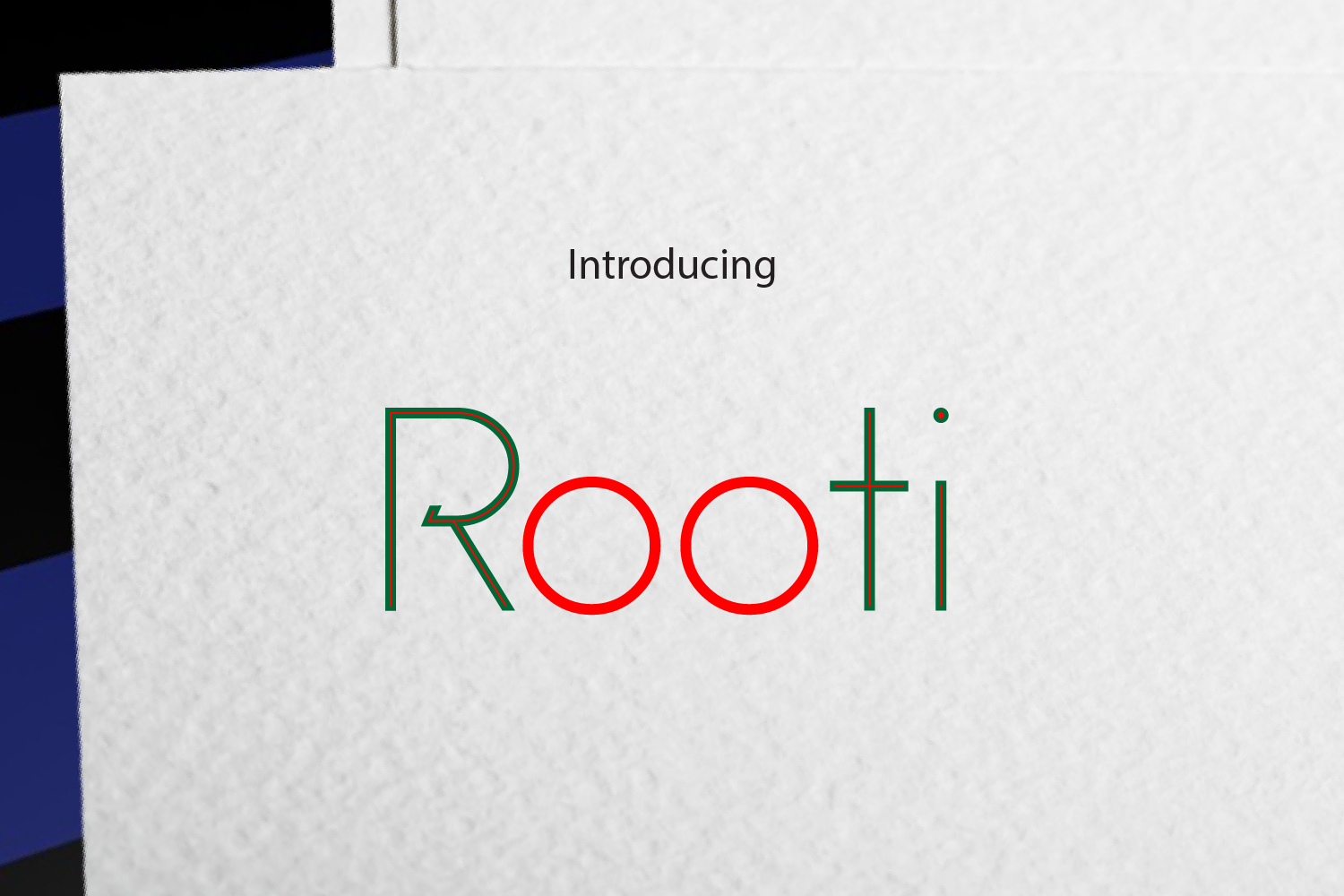 Rooti example image 1