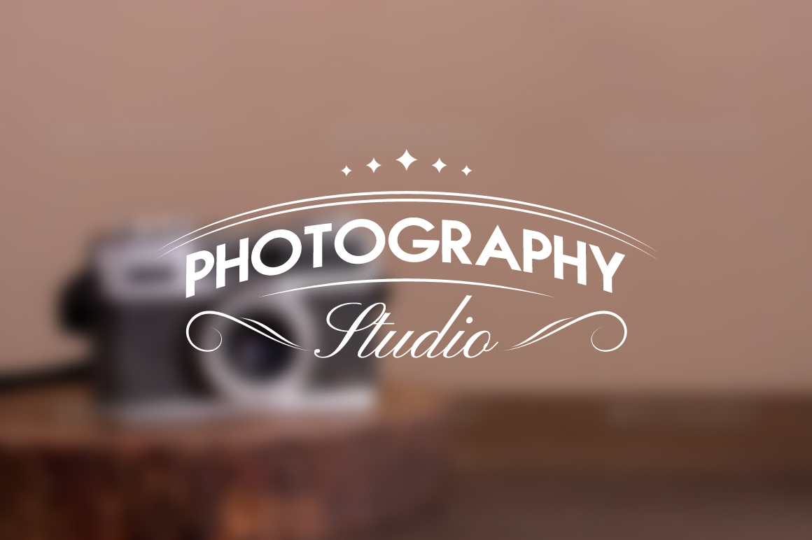 Vintage Badges for Photography example image 2