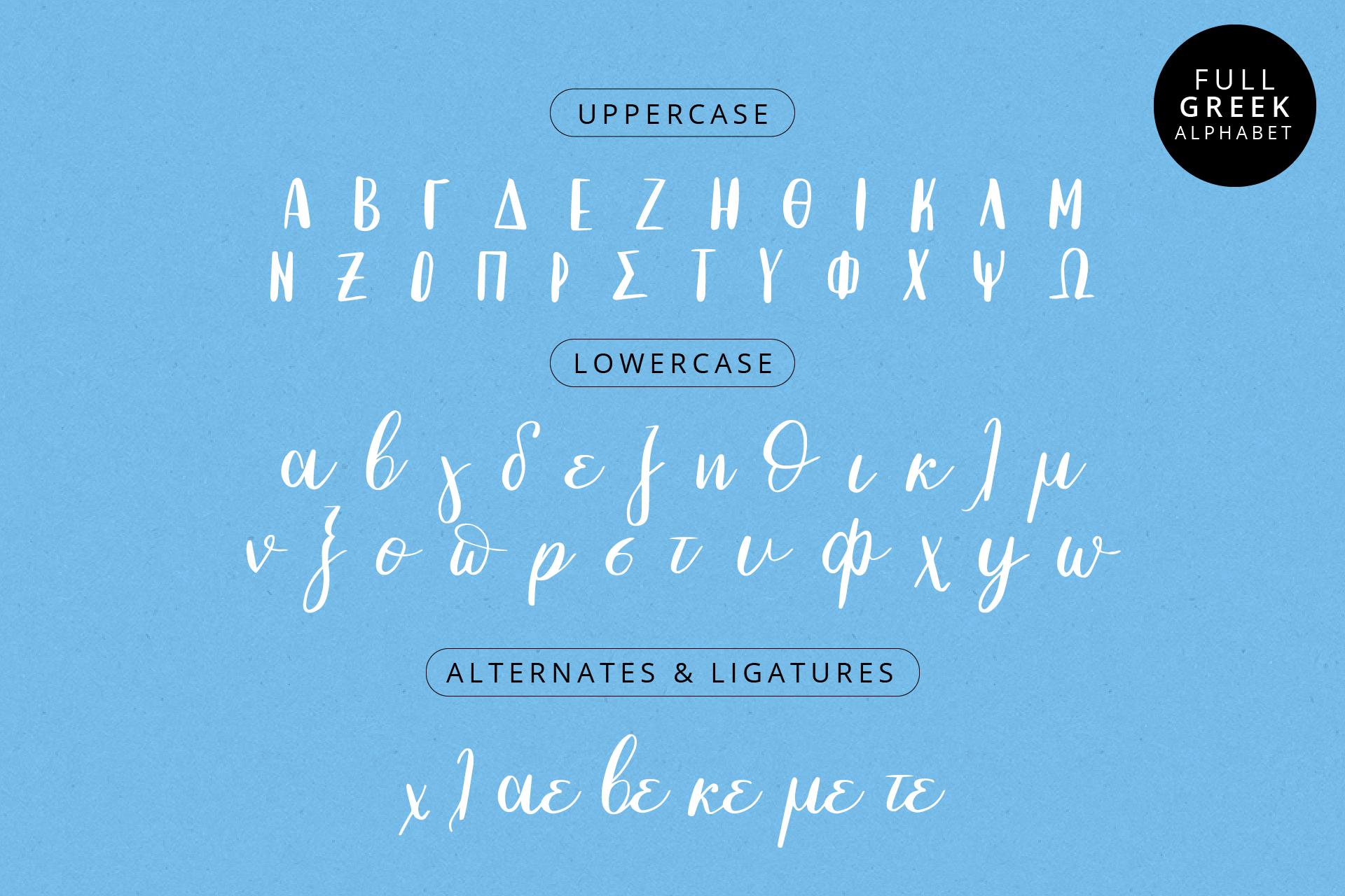 Coolscript font example image 11