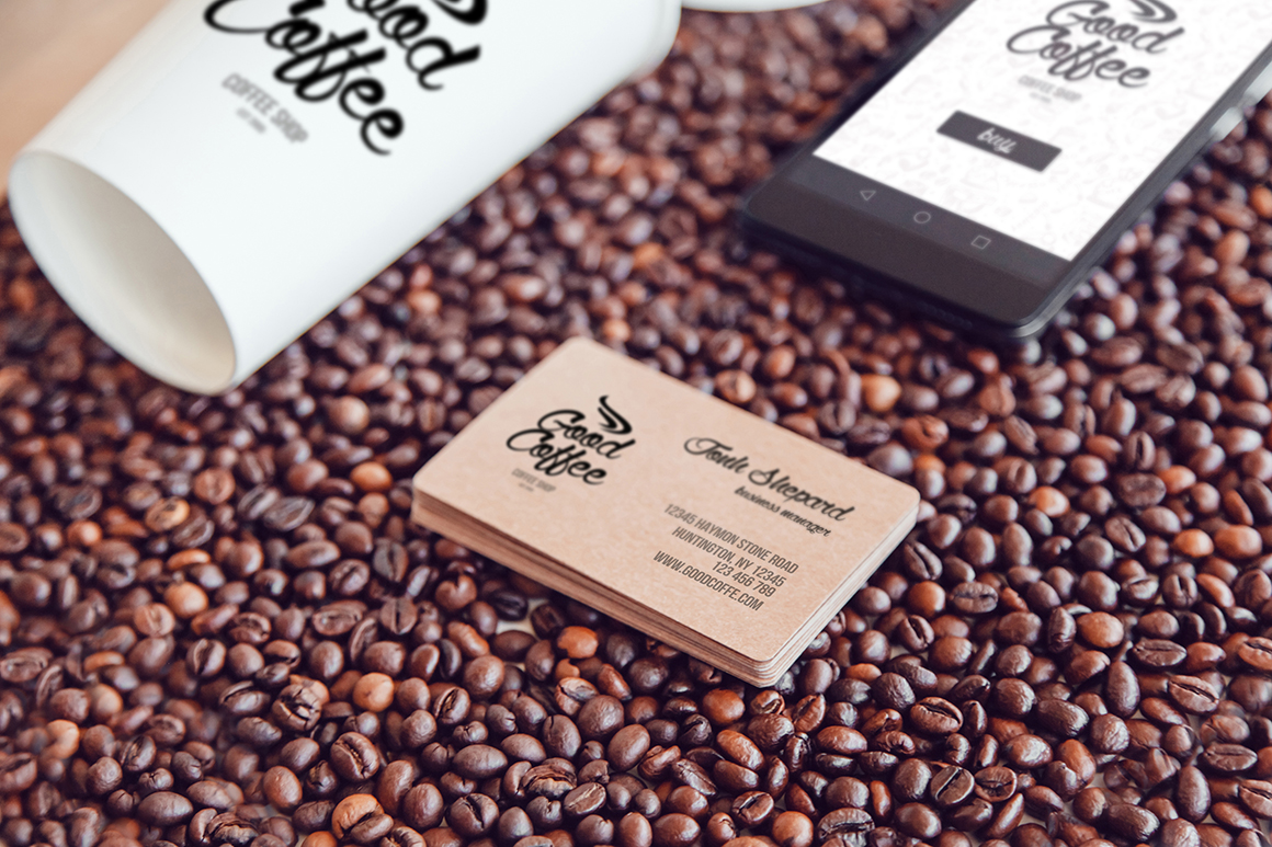 Coffee Branding Mock-up example image 12