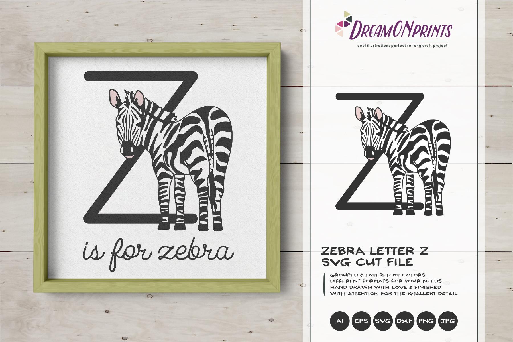 Animals Alphabet SVG | A Fun Monogram Bundle example image 15