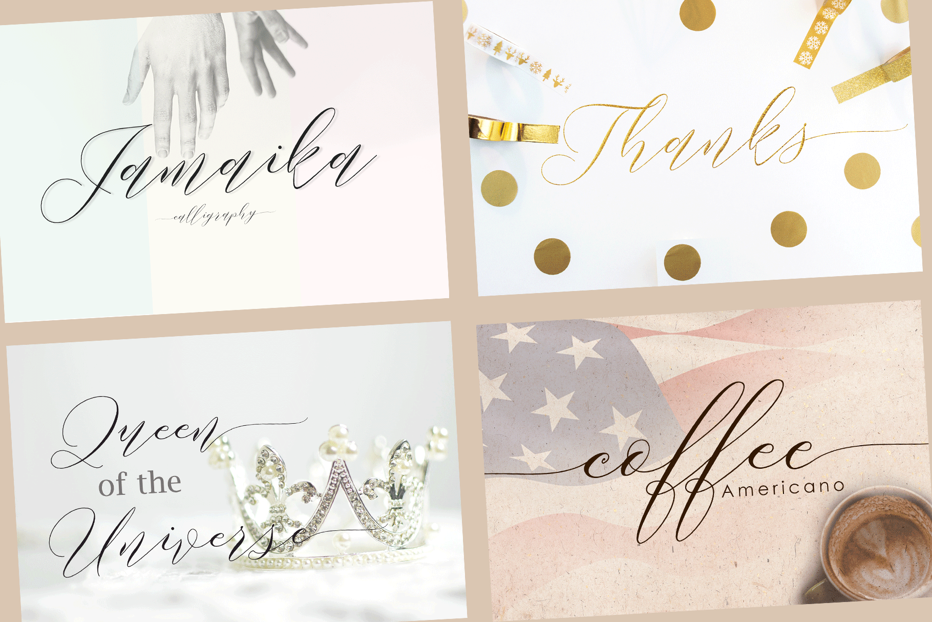 Special Bundle Calligraphy example image 7