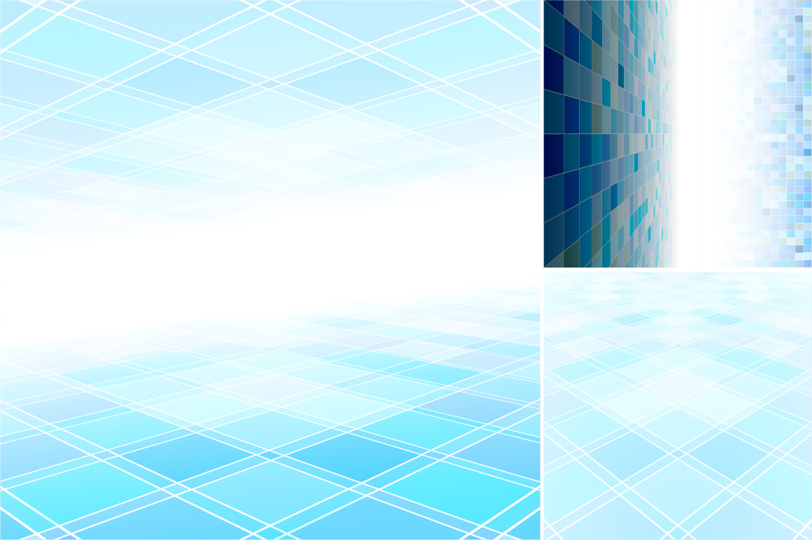 Blue abstract backgrounds. example image 7