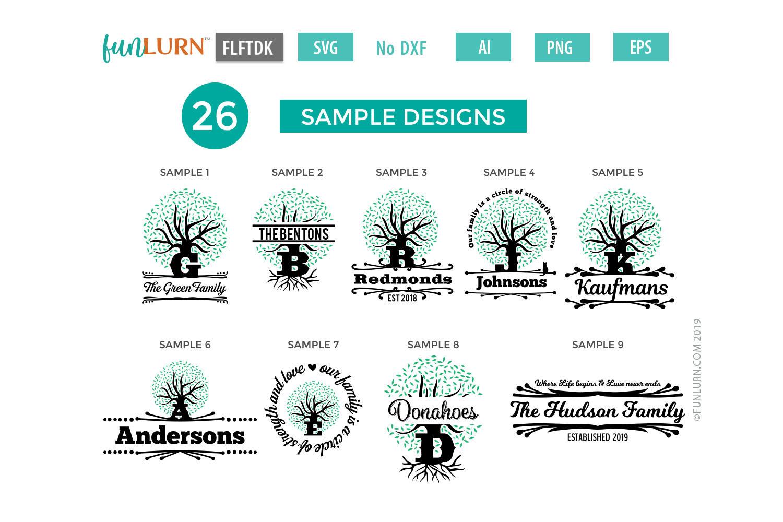 The Family Tree Design Kit example image 11