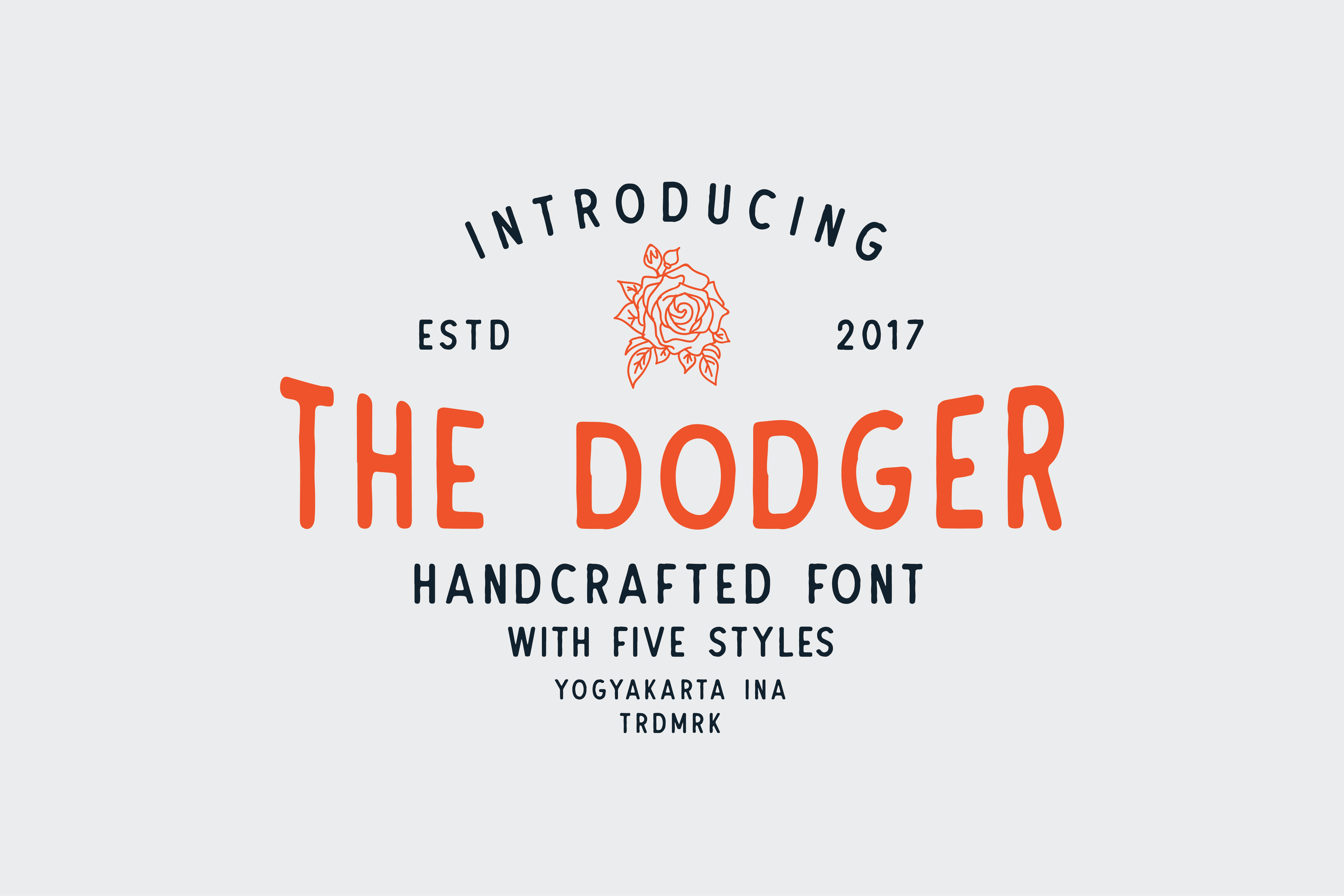 The Dodger + Extra Vector example image 2
