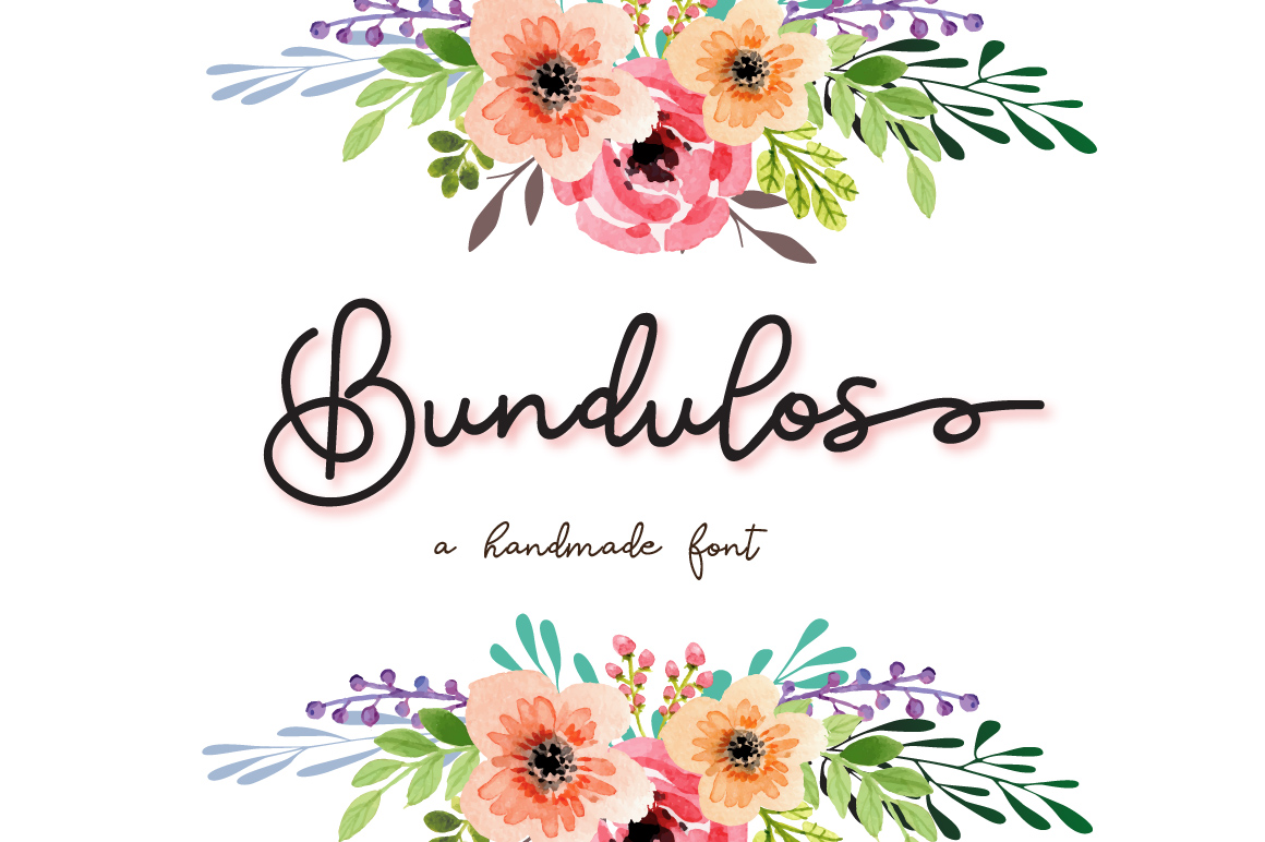 Autumn Fonts Bundle - 20 decorative Fonts example image 8