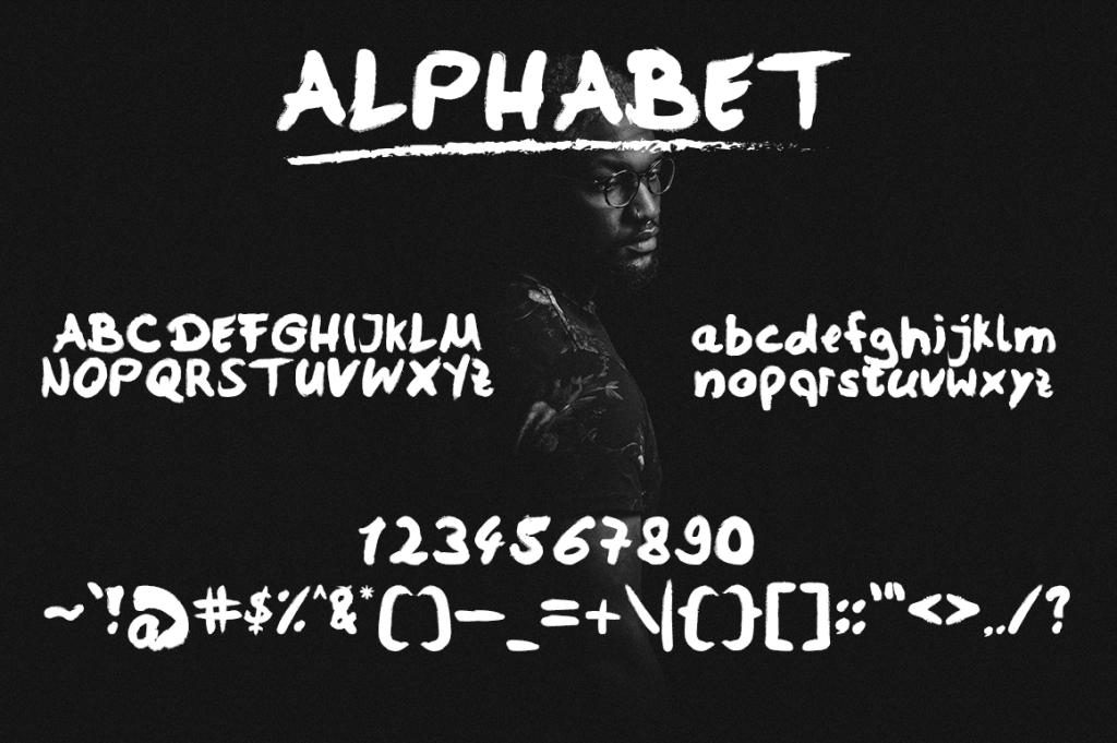 Brasku Font + Extras example image 2