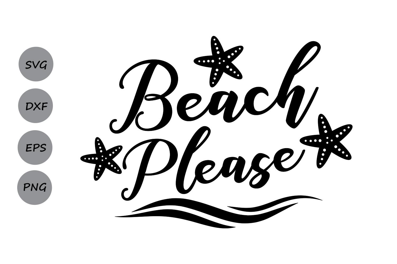 Download Beach please SVG, Summer SVG, Beach SVG, nautical svg ...