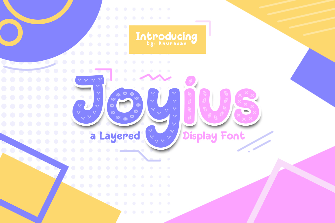 Joyius Display example image 1