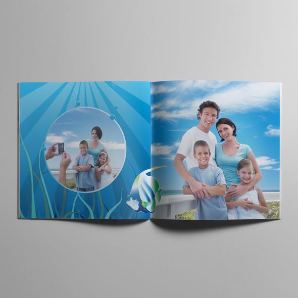 Simpo - Children Photobook Template example image 5