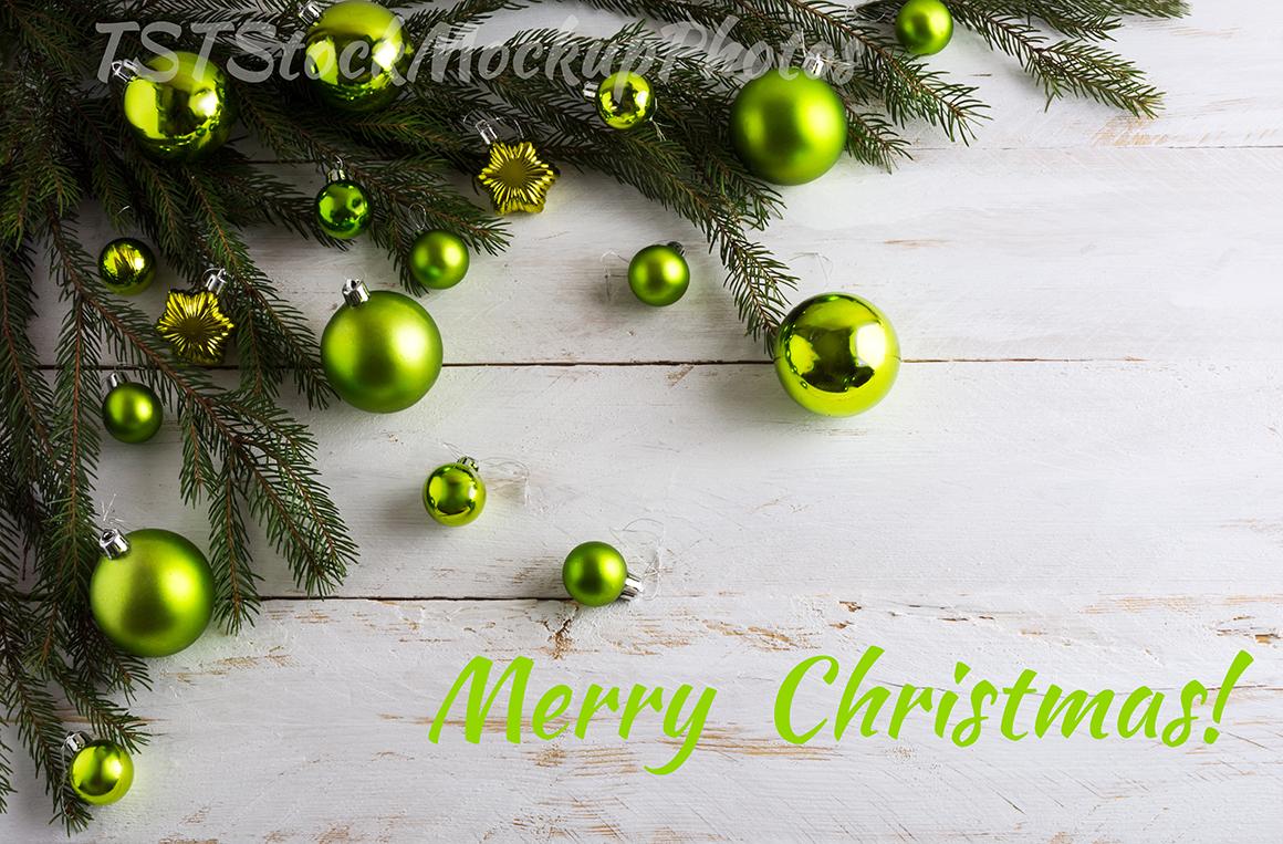 Christmas backgrounds bundle. example image 4