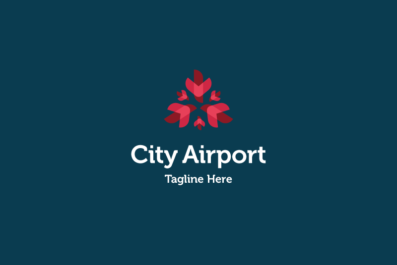 City Airport Logo example image 2