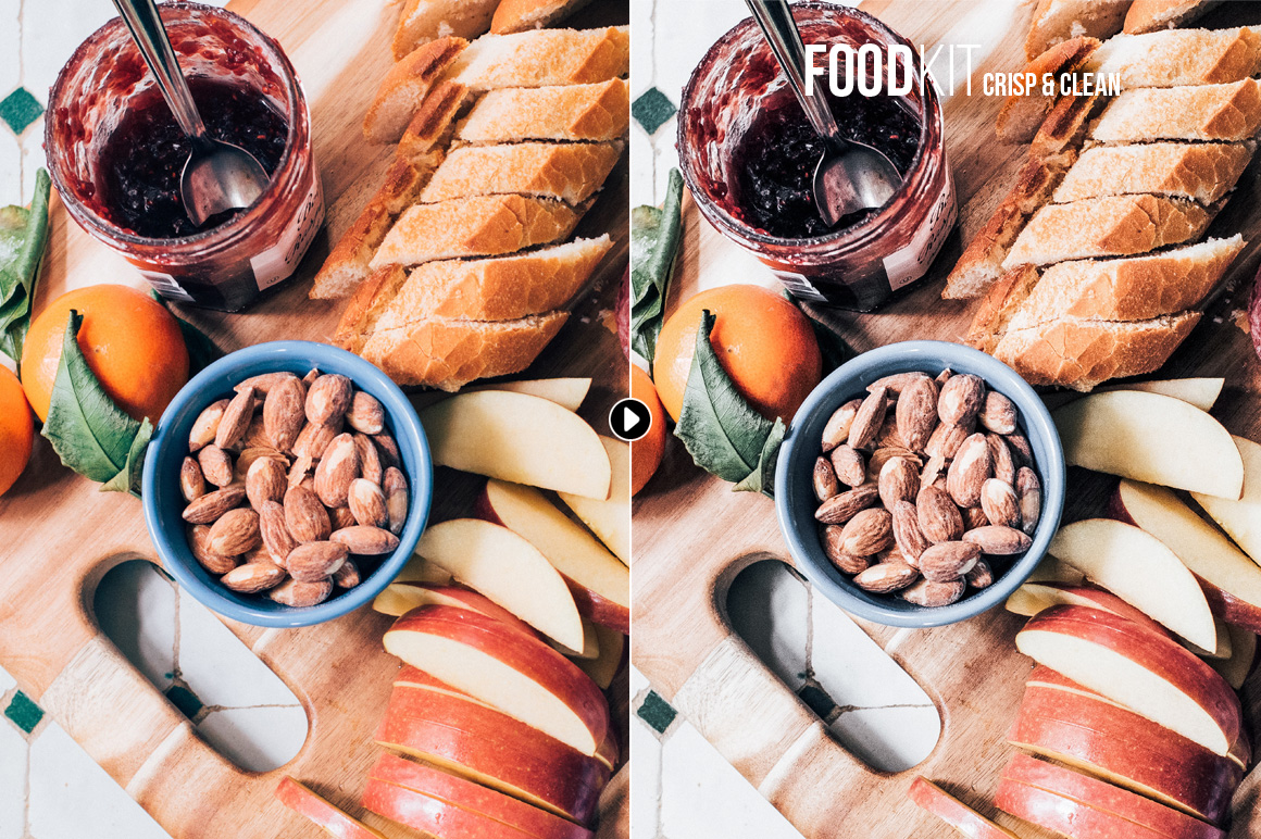 FoodKit - Food Presets for Lightroom & ACR, Desktop & Mobile example image 17