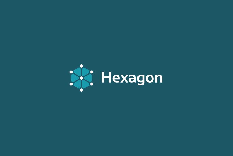 Hexagon logo example image 2