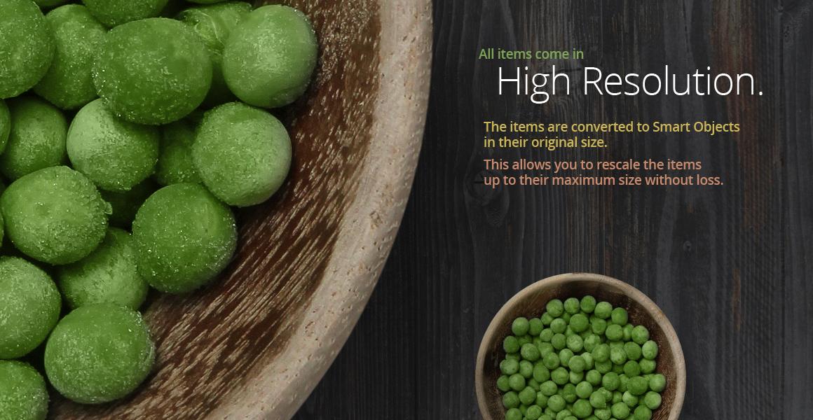 Veggies - Isolated Food Items example image 6