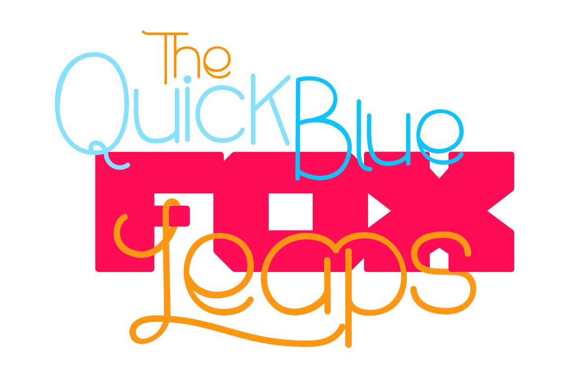 Durango & Ogra Font Duo example image 9