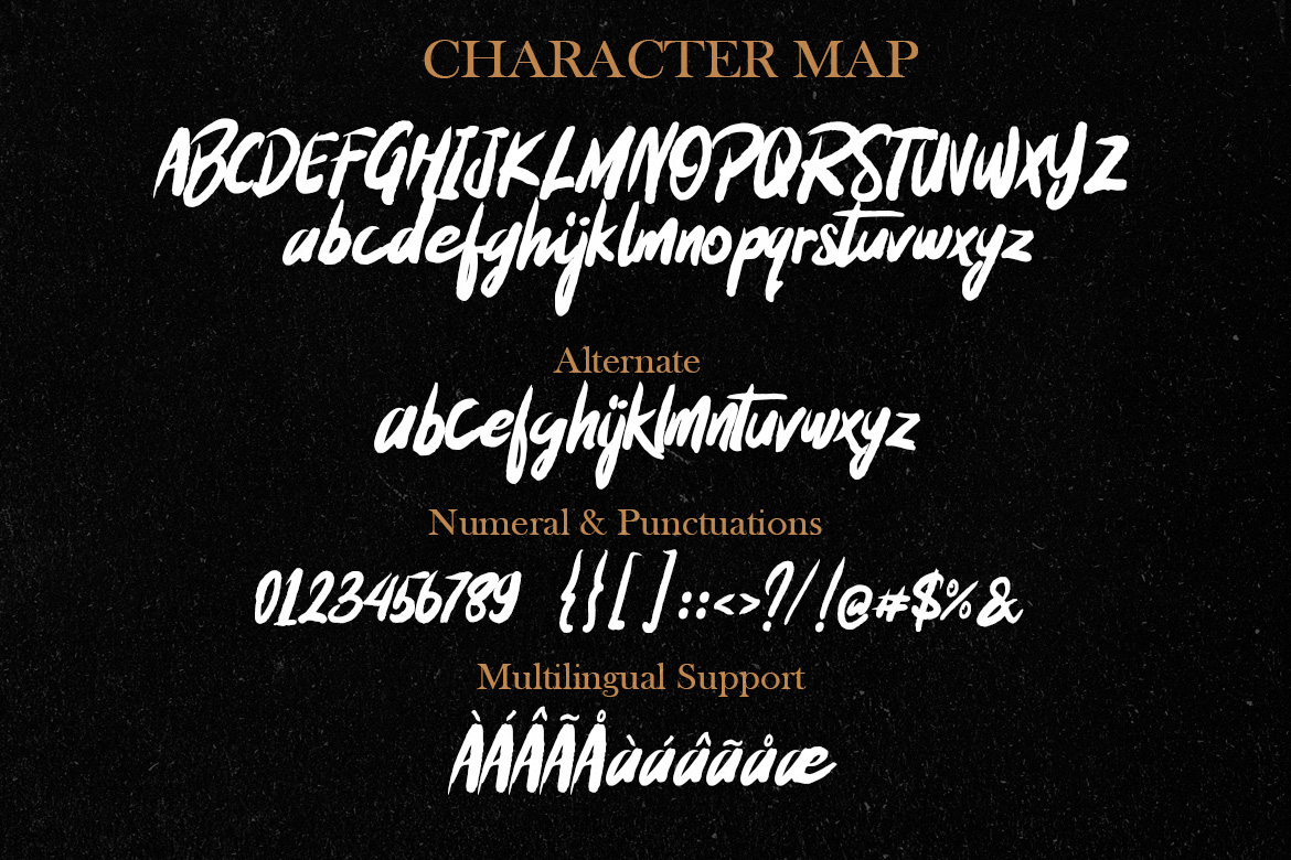 Breaking Mad Font example image 2
