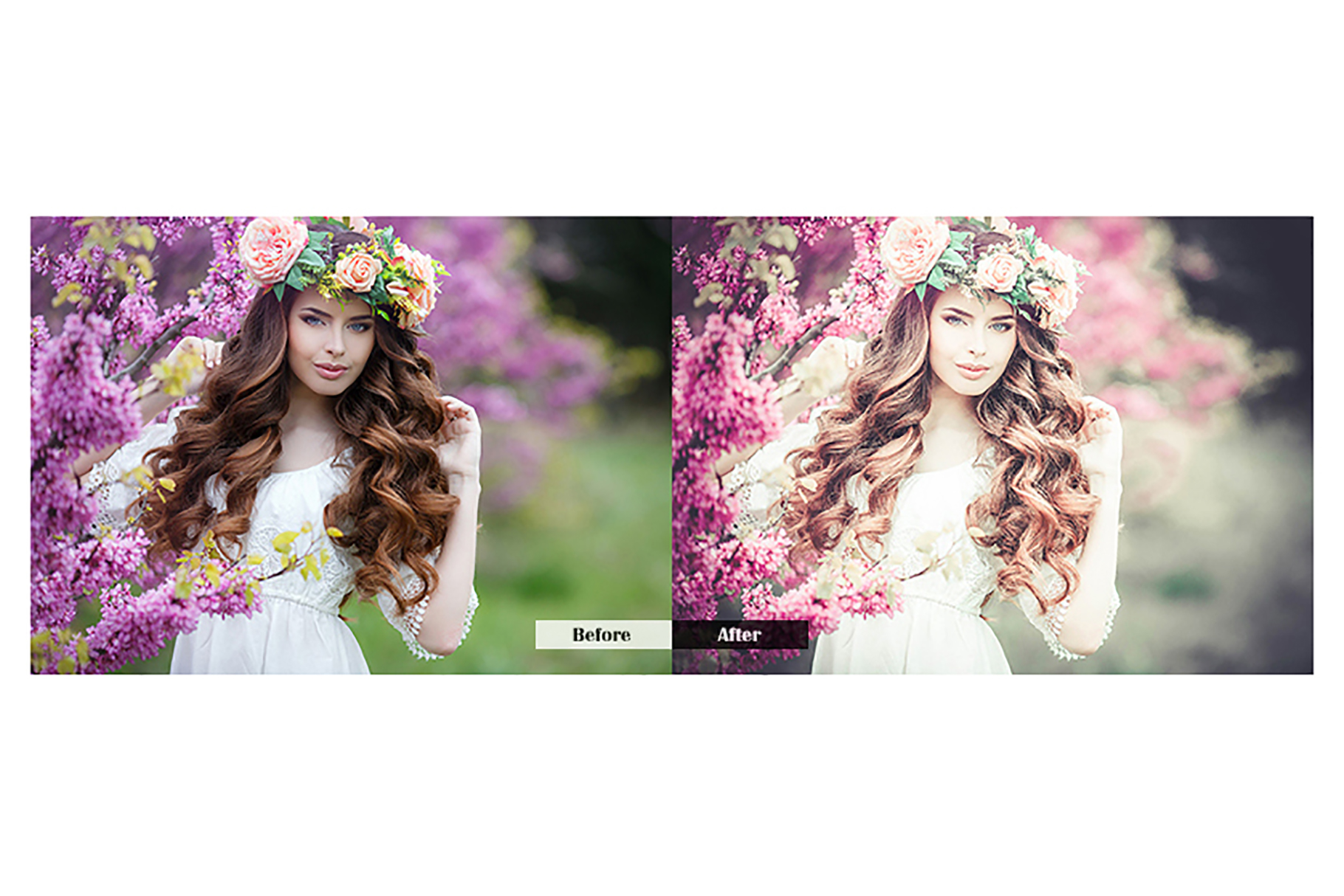 Fairytale Lightroom Mobile Presets example image 4