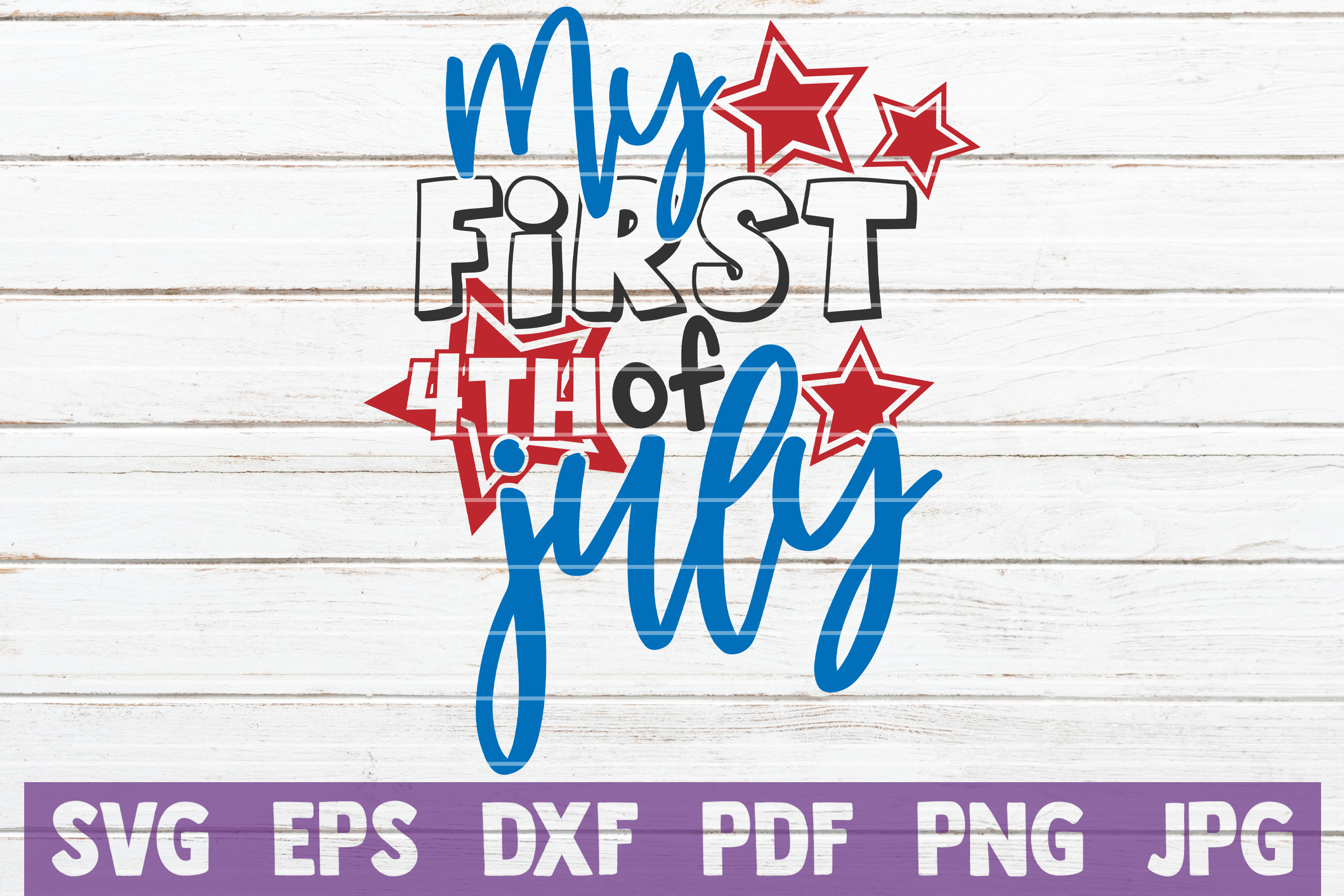 4th of July SVG Bundle | SVG Cut Files | commercial use example image 7