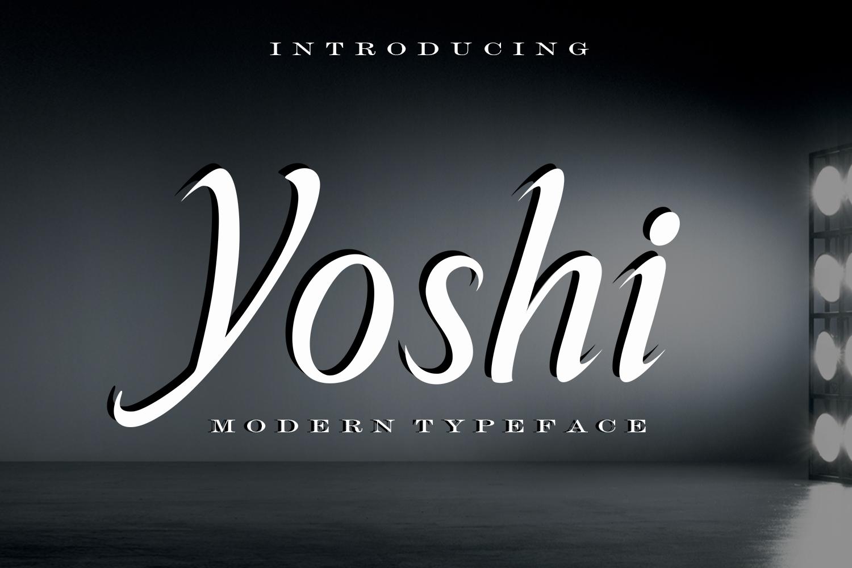 Yoshi example image 1