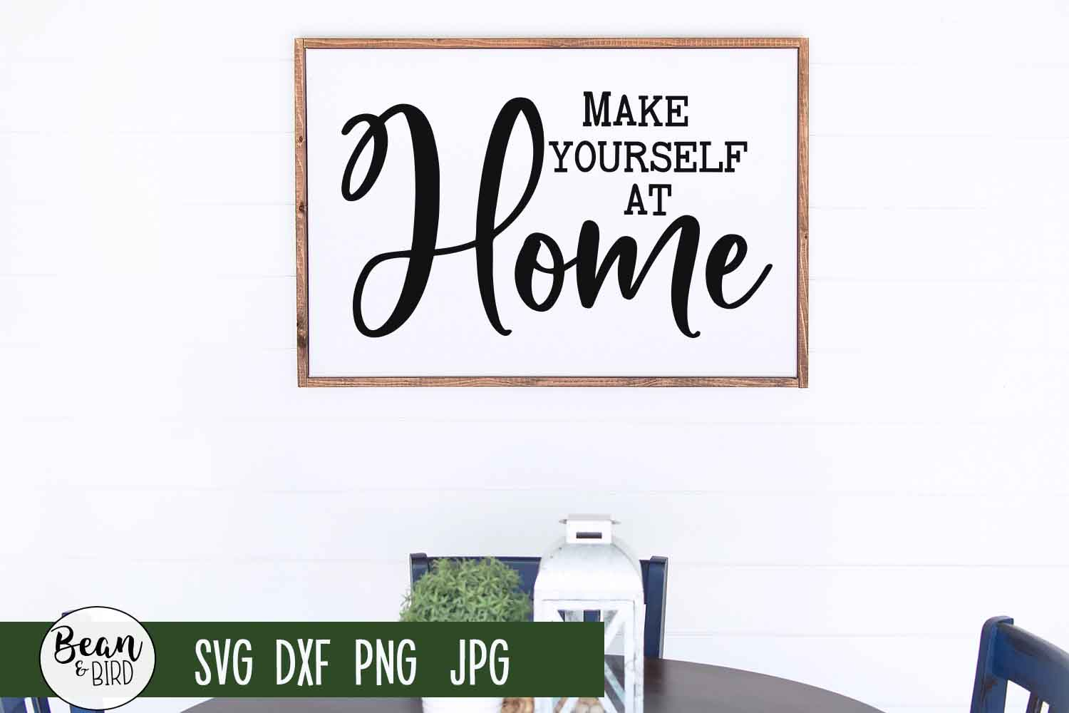 Make yourself at Home example image 1