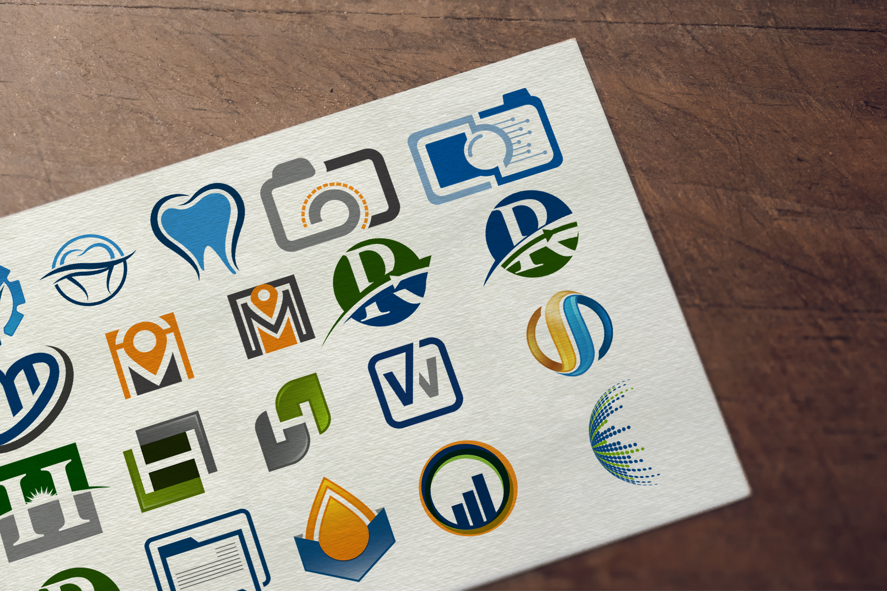 Corporate Logo Bundle example image 10