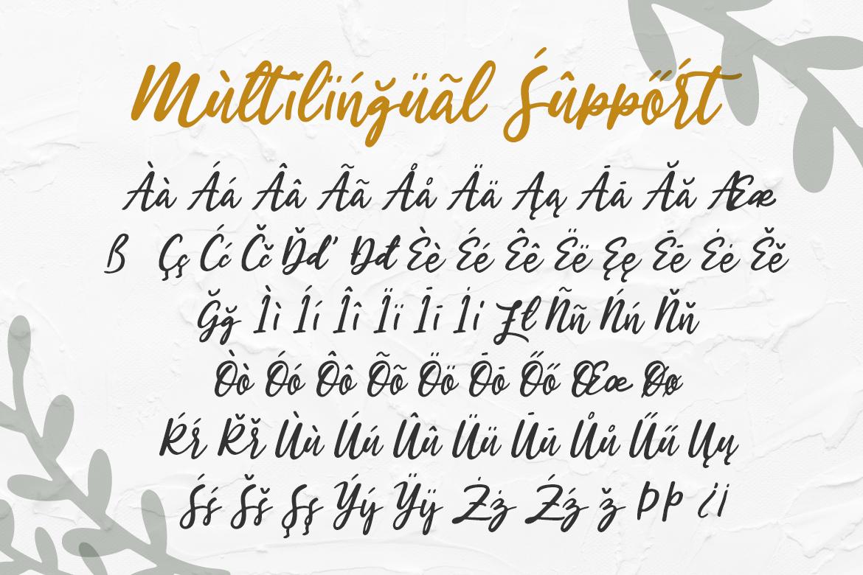 Estylle Madison Calligraphy example image 15