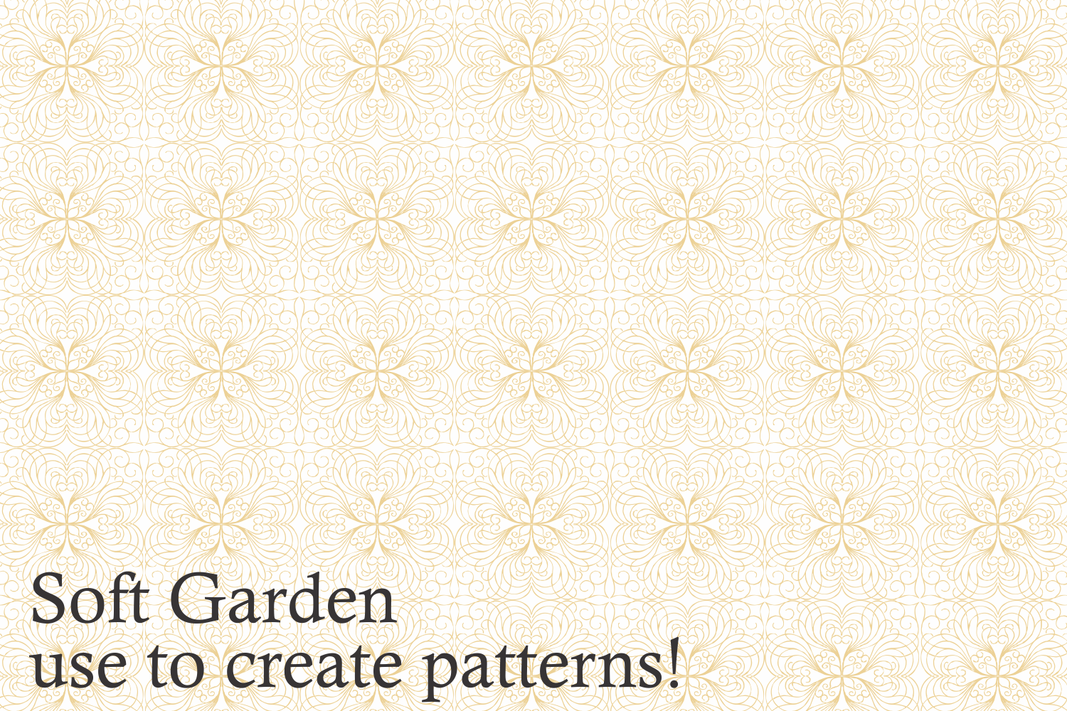 Soft Garden (pack) example image 9