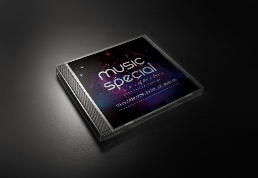 Sound CD Cover Artwork  example image 3