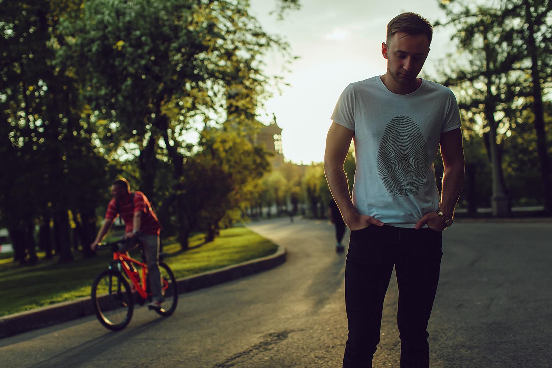 Men's T-Shirt Mock-Up Vol.2 2017 example image 12